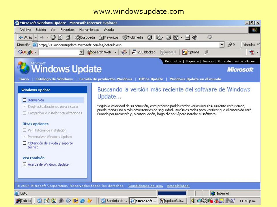 www.windowsupdate.com