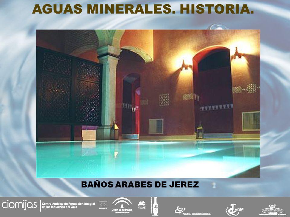 Aguas minerales aguas minerales aguas minerales elemento mas abundante en nuestro organismo - Banos arabes en jerez ...