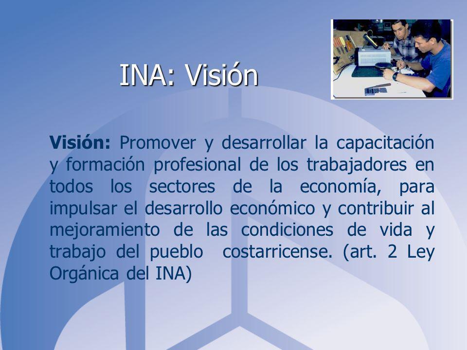 INA: Visión