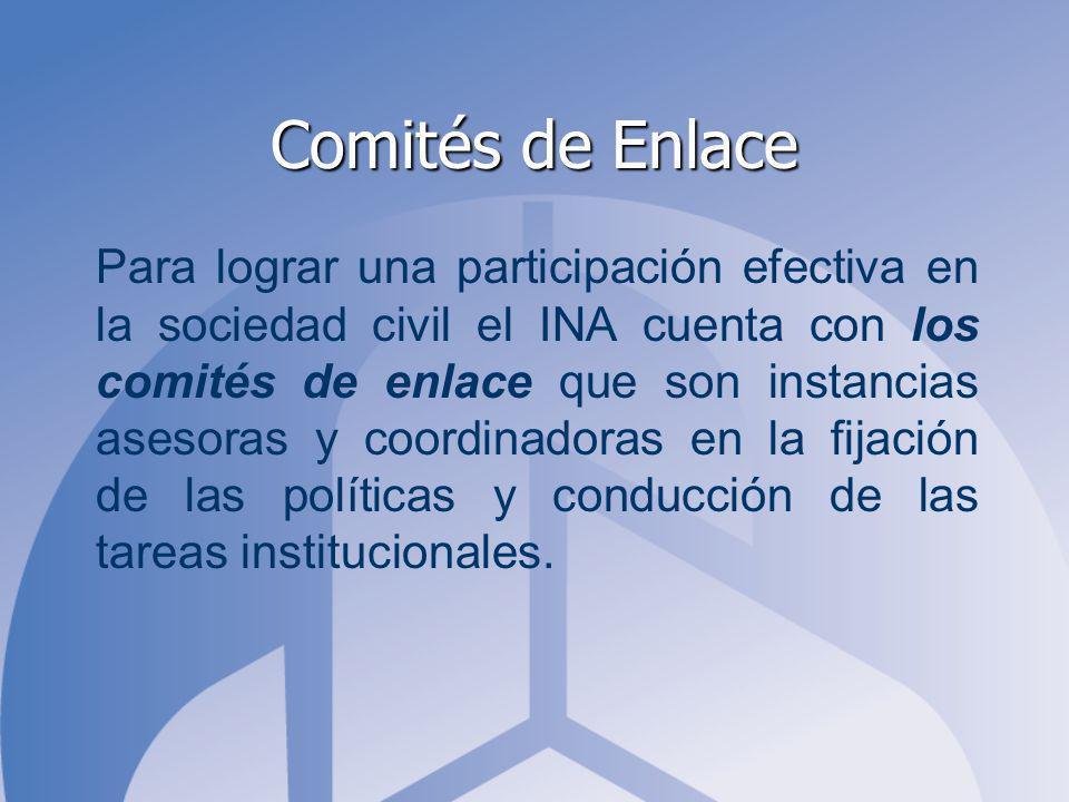Comités de Enlace