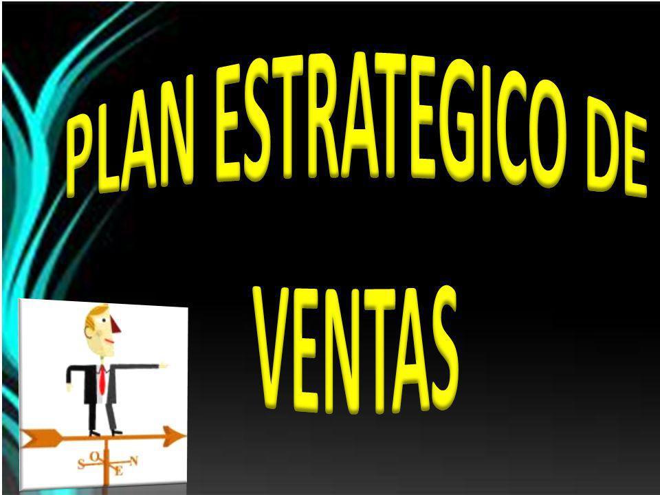 PLAN ESTRATEGICO DE VENTAS