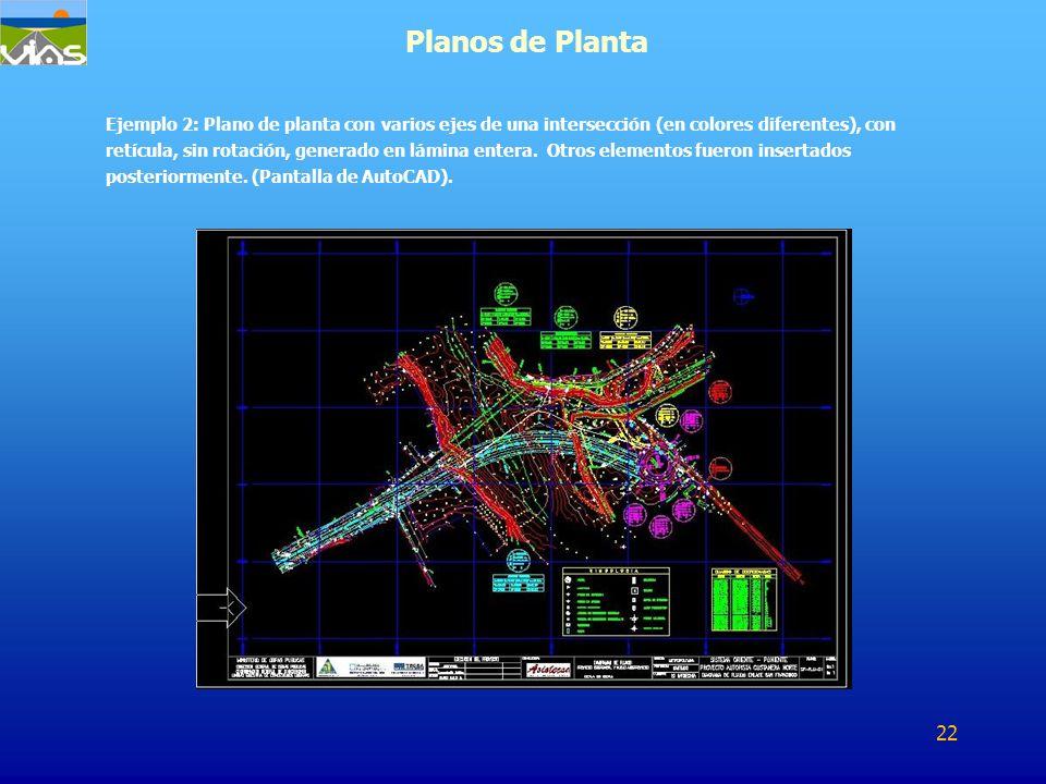 Planos de Planta