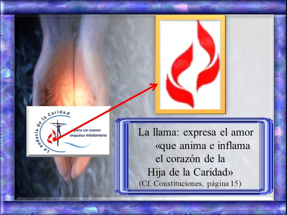 La llama: expresa el amor