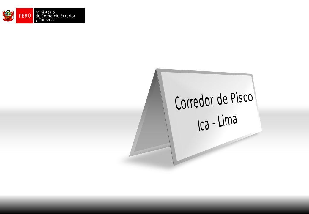 Corredor de Pisco Ica - Lima