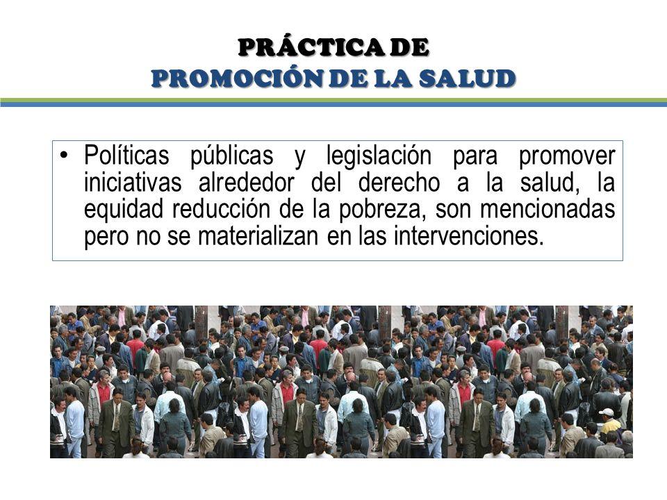 PRÁCTICA DE PROMOCIÓN DE LA SALUD