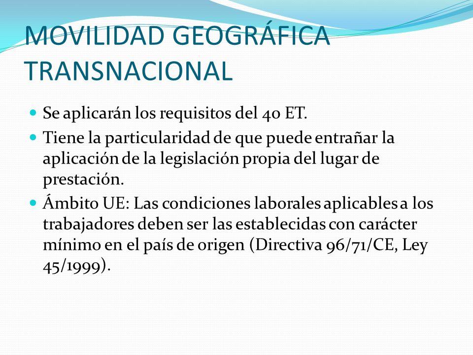 MOVILIDAD GEOGRÁFICA TRANSNACIONAL