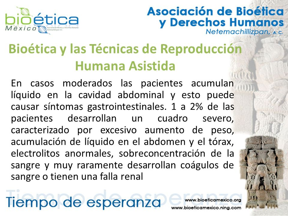 Bioética y las Técnicas de Reproducción Humana Asistida