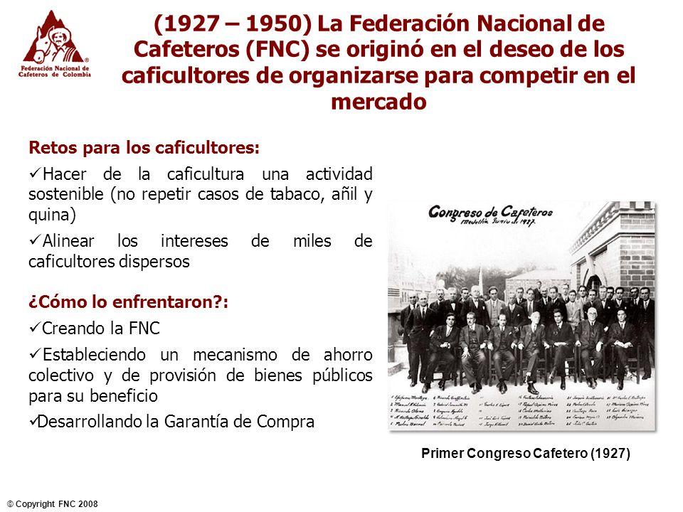 Primer Congreso Cafetero (1927)