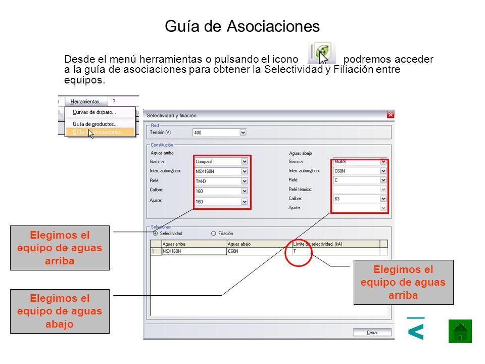 > Guía de Asociaciones
