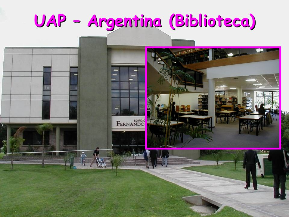 UAP – Argentina (Biblioteca)