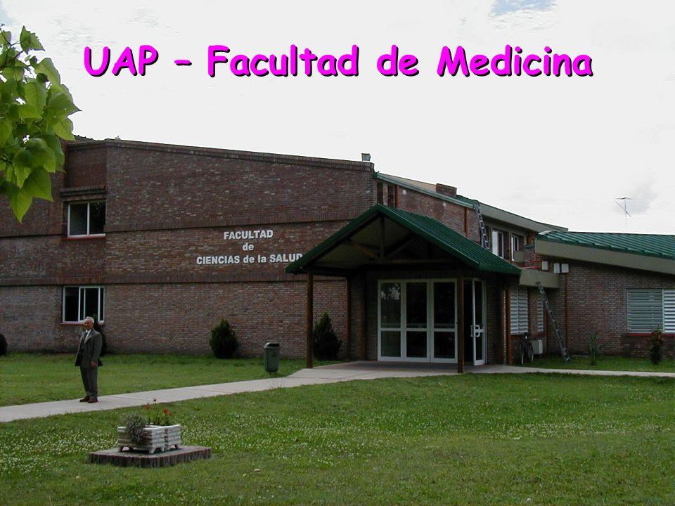 UAP – Facultad de Medicina
