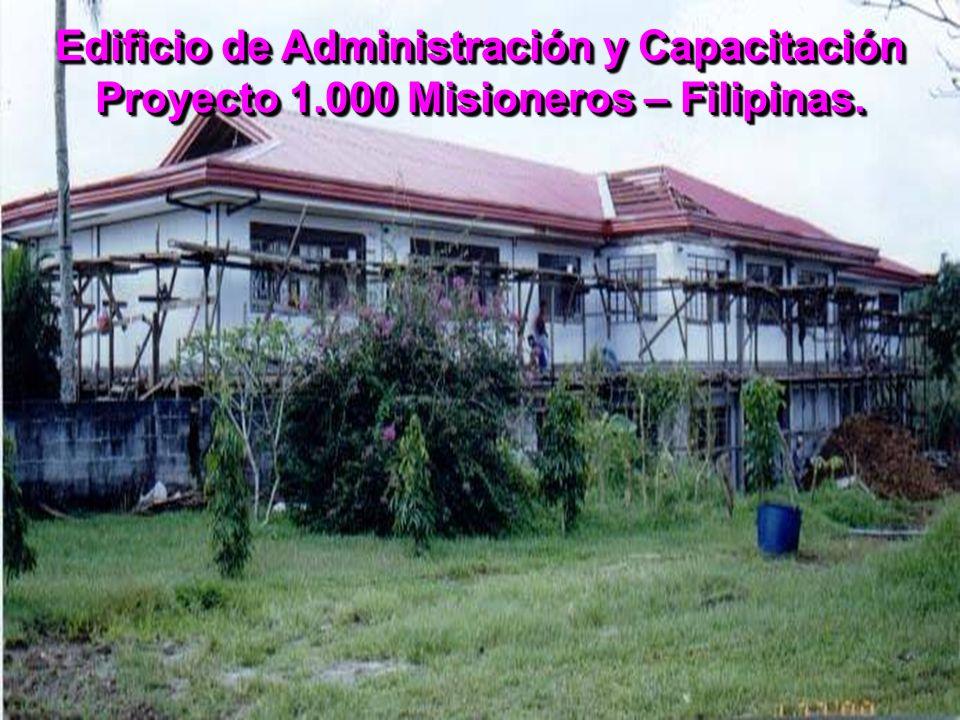 Edificio de Administración y Capacitación Proyecto 1