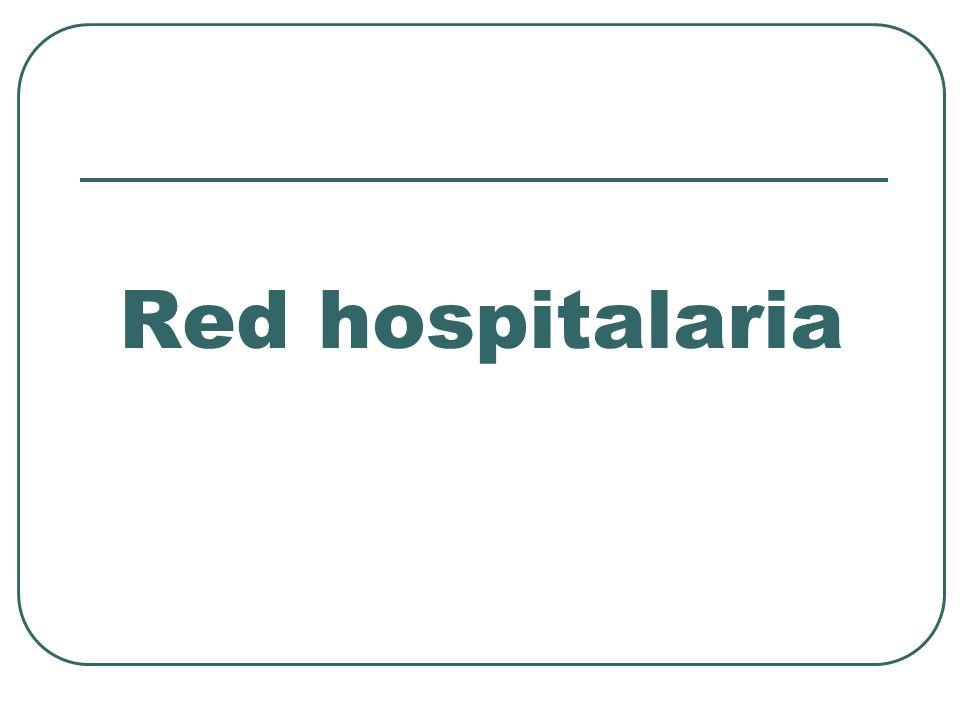 Red hospitalaria