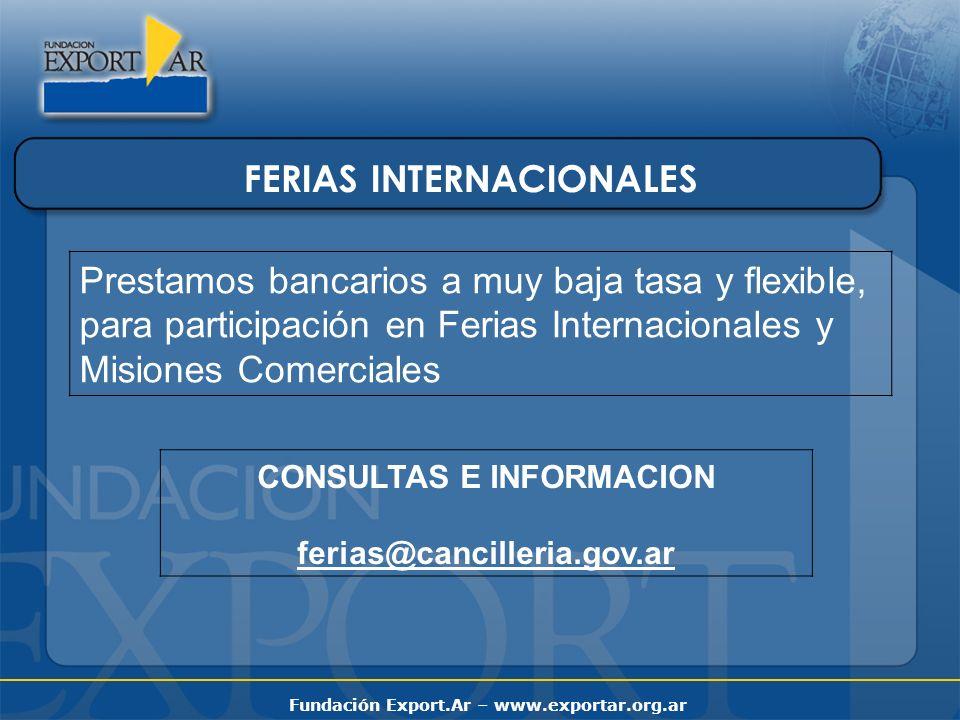 CONSULTAS E INFORMACION