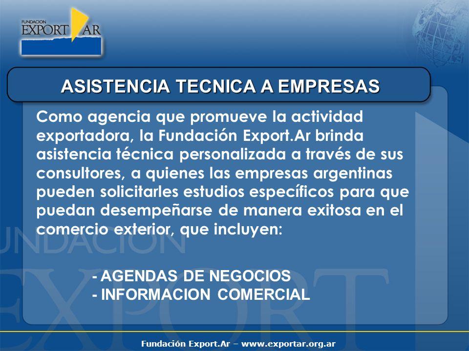 ASISTENCIA TECNICA A EMPRESAS