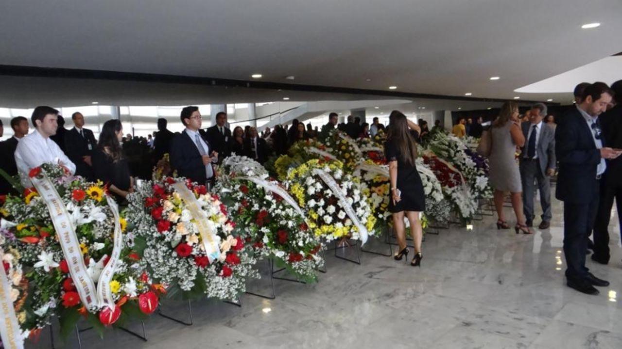 CAU/BR Velación Oscar Niemeyer Brasilia, D.F., Brasil