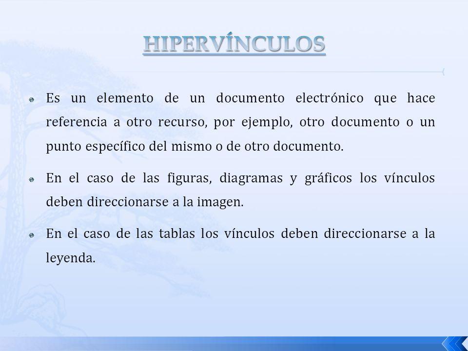 HIPERVÍNCULOS