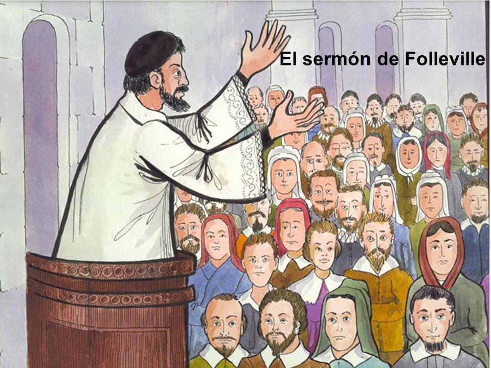 El sermón de Folleville