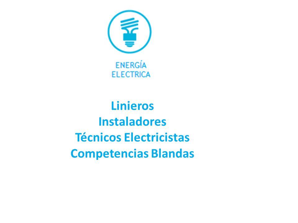 Técnicos Electricistas