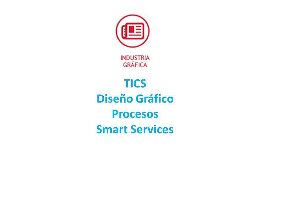 TICS Diseño Gráfico Procesos Smart Services
