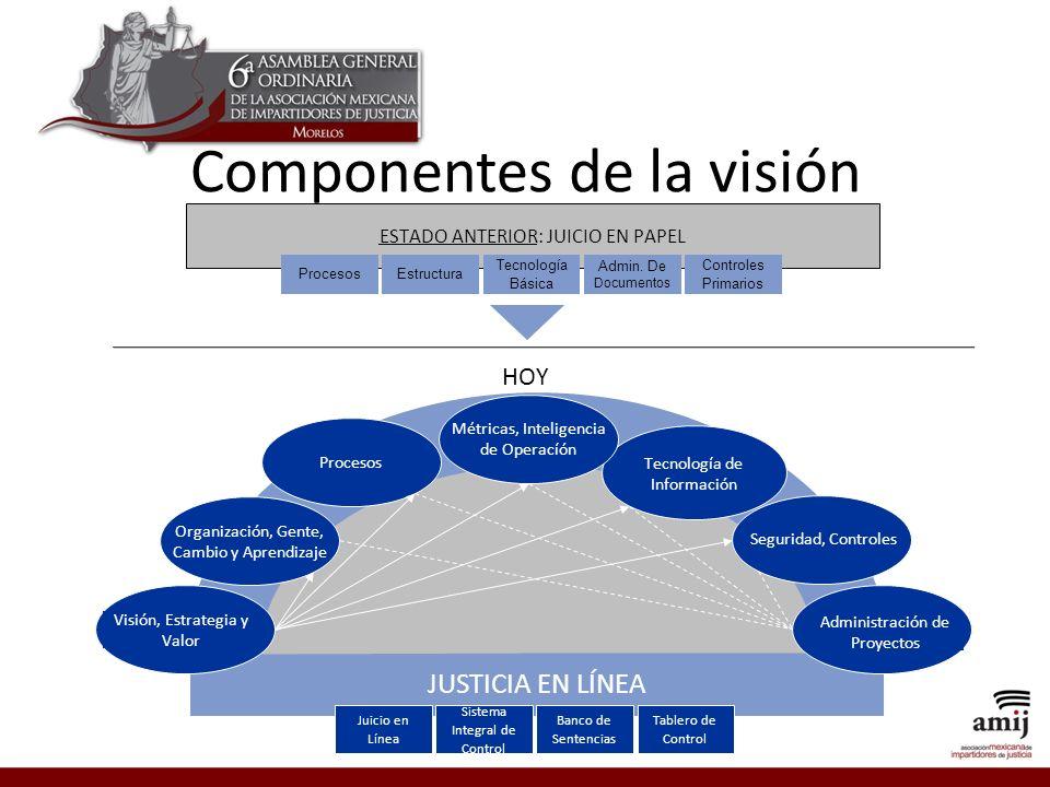 Componentes de la visión