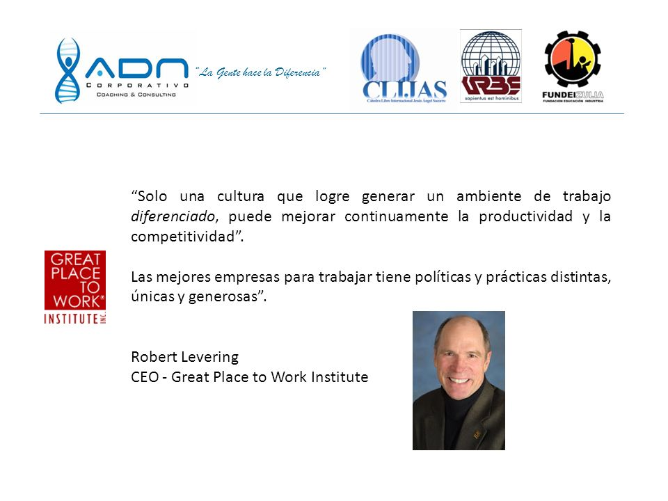 CEO - Great Place to Work Institute