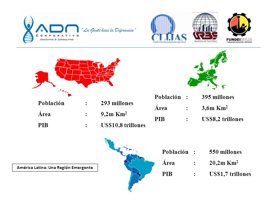 América Latina: Una Región Emergente