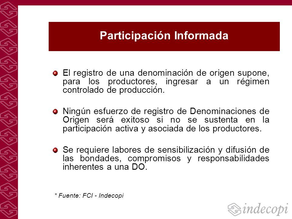 Participación Informada