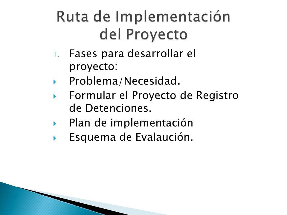 Ruta de Implementación del Proyecto