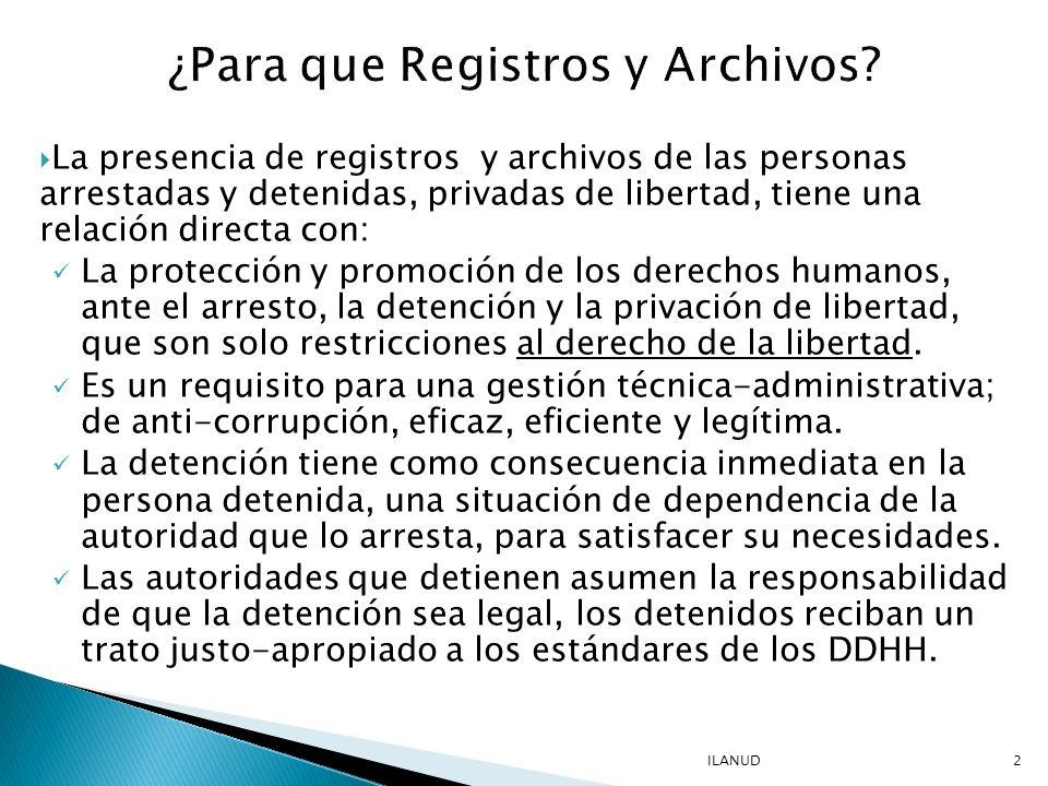¿Para que Registros y Archivos