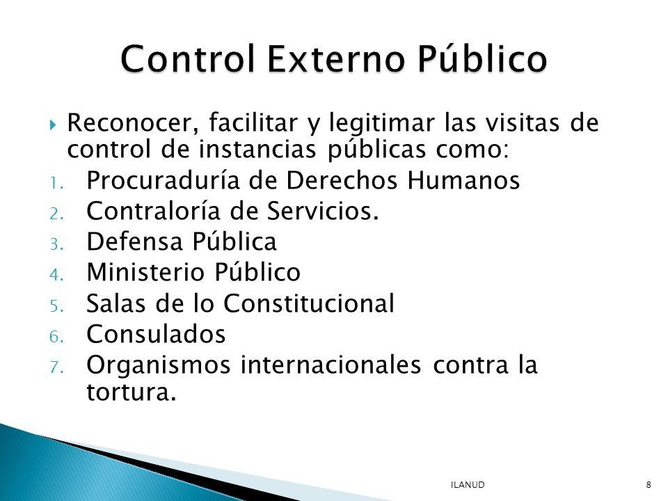 Control Externo Público