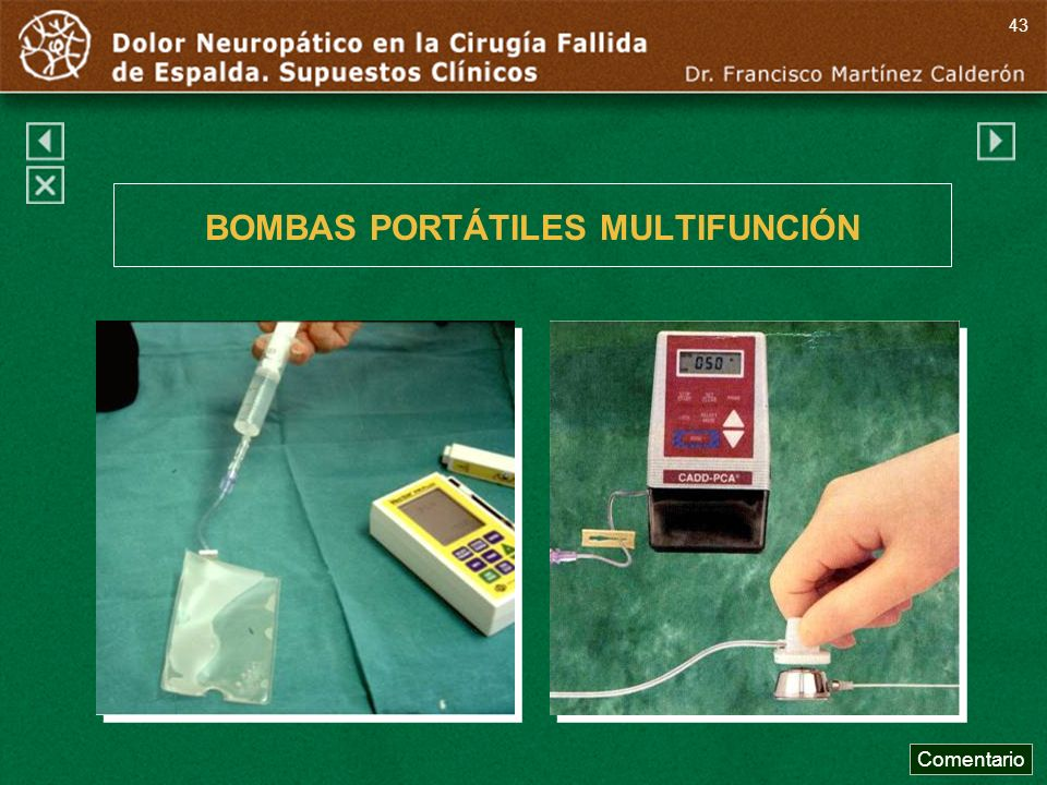 BOMBAS PORTÁTILES MULTIFUNCIÓN