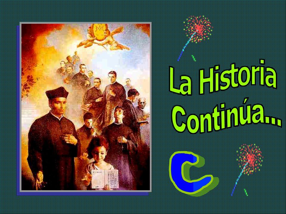 La Historia Continúa...