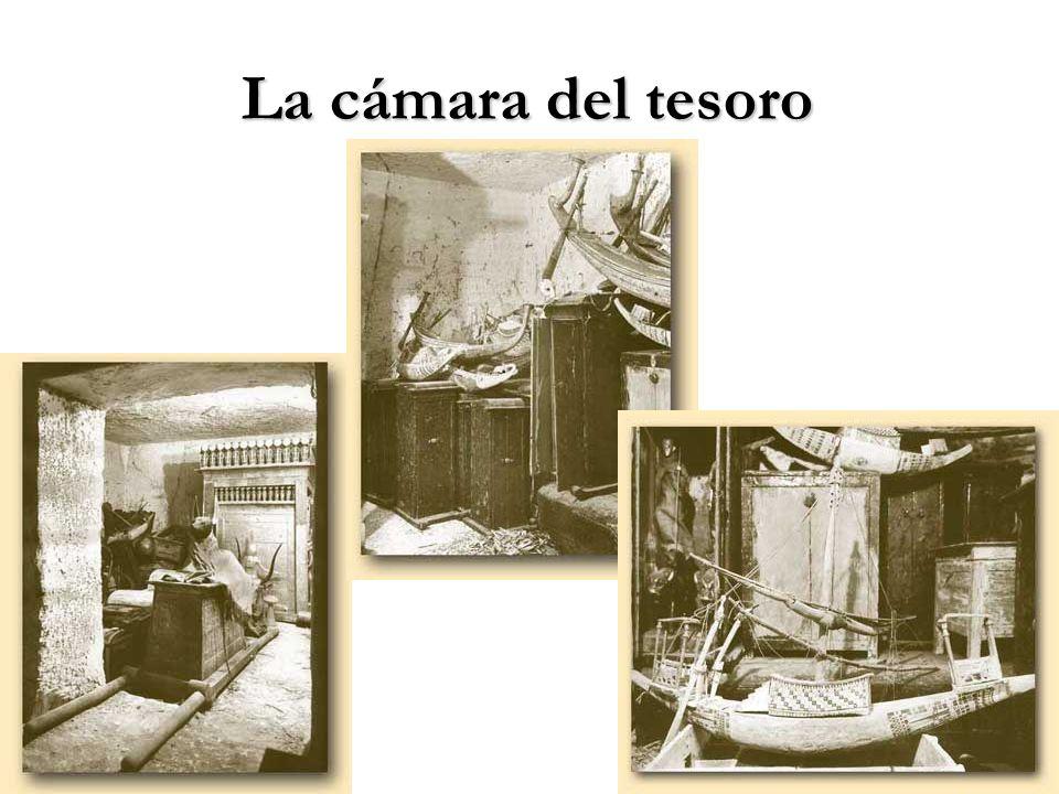 La cámara del tesoro