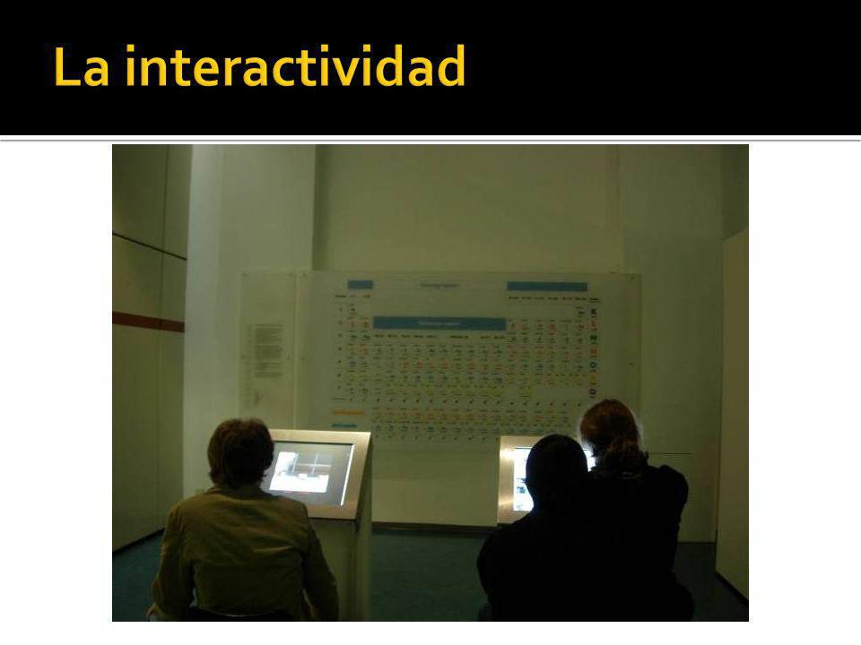 La interactividad