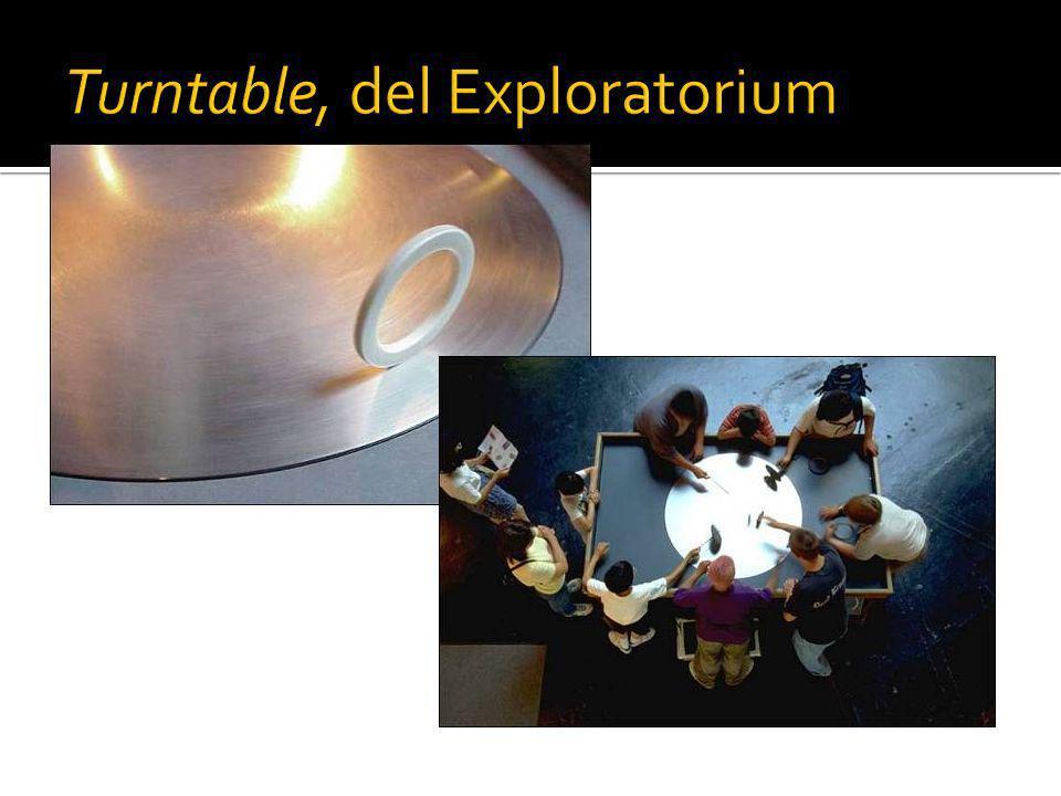 Turntable, del Exploratorium