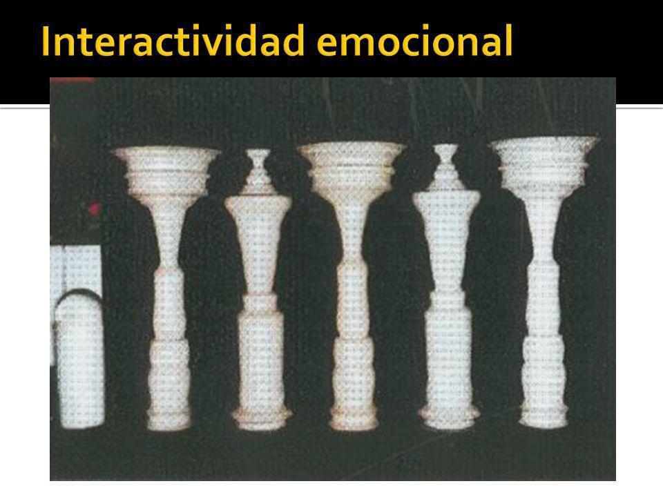 Interactividad emocional