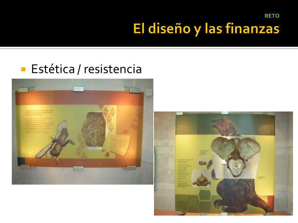 RETO El diseño y las finanzas