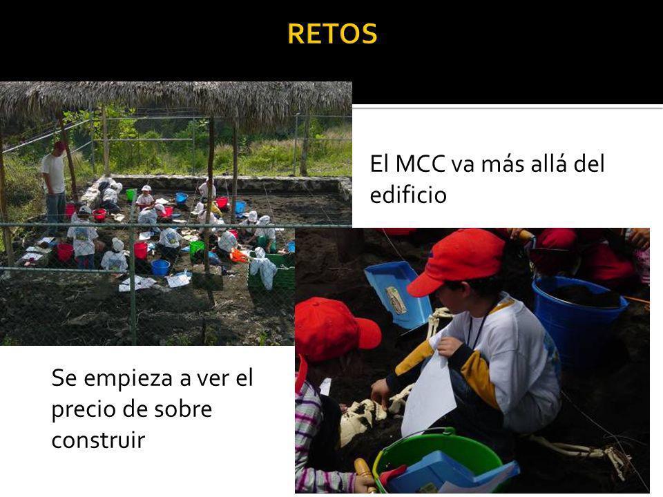 RETOS El MCC va más allá del edificio