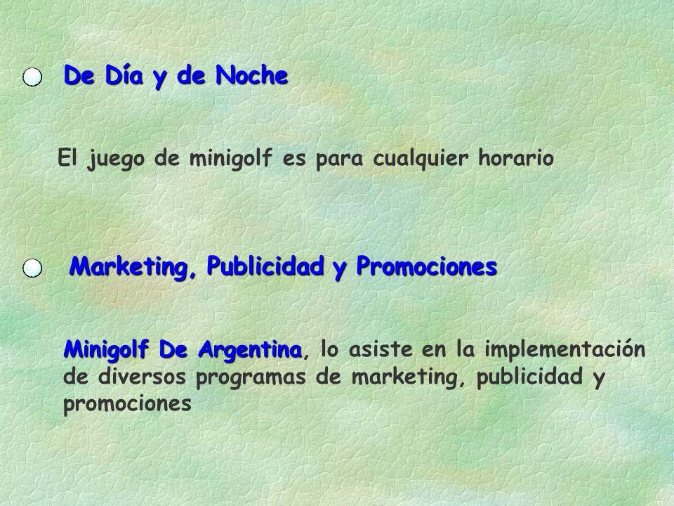Marketing, Publicidad y Promociones