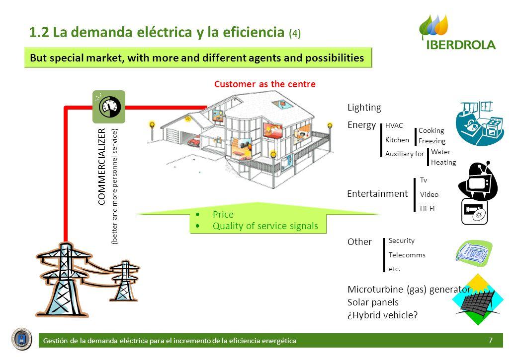1.2 La demanda eléctrica y la eficiencia (4)