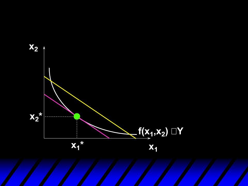 x2 x2* f(x1,x2) ºY x1* x1