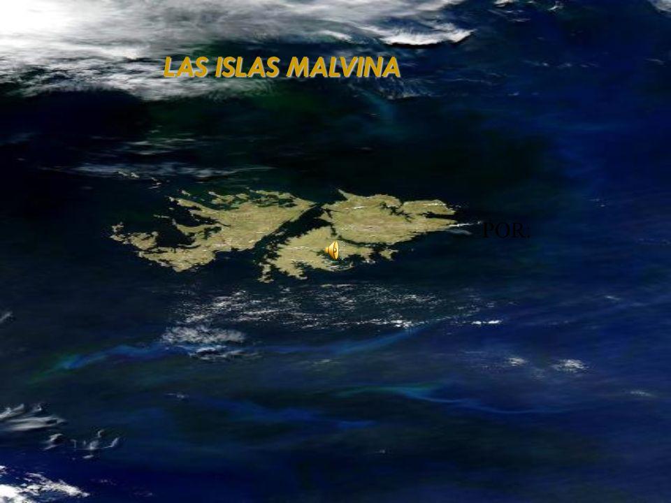 LAS ISLAS MALVINA POR: