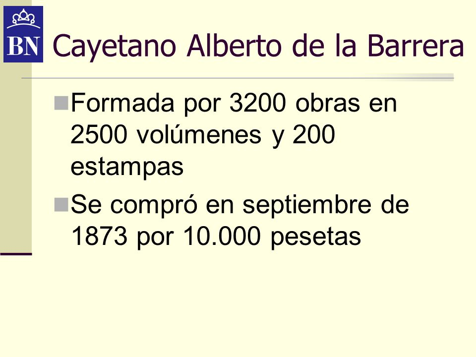 Cayetano Alberto de la Barrera