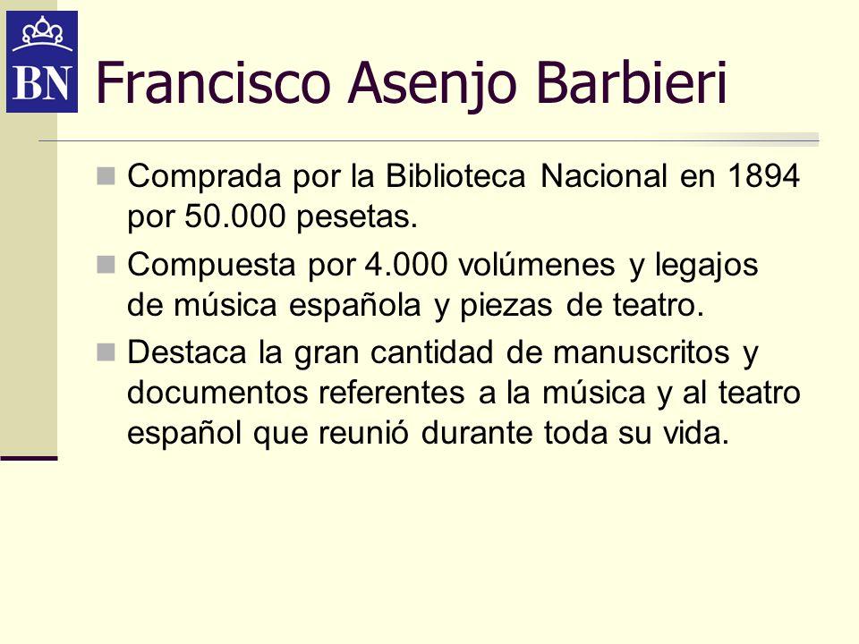 Francisco Asenjo Barbieri