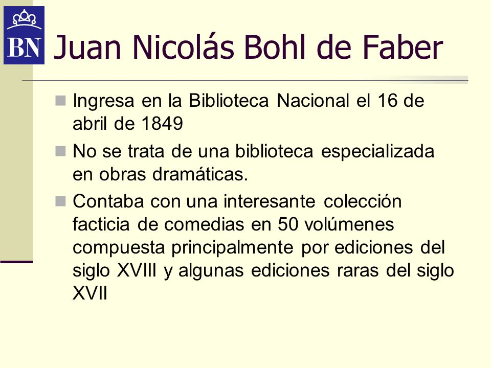 Juan Nicolás Bohl de Faber