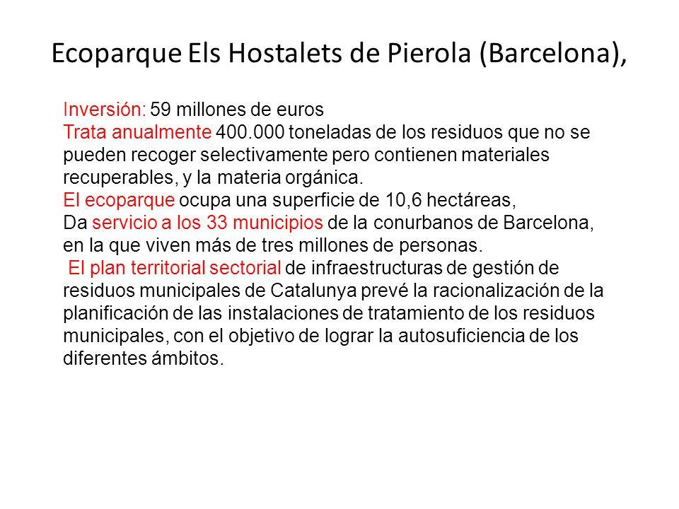 Ecoparque Els Hostalets de Pierola (Barcelona),