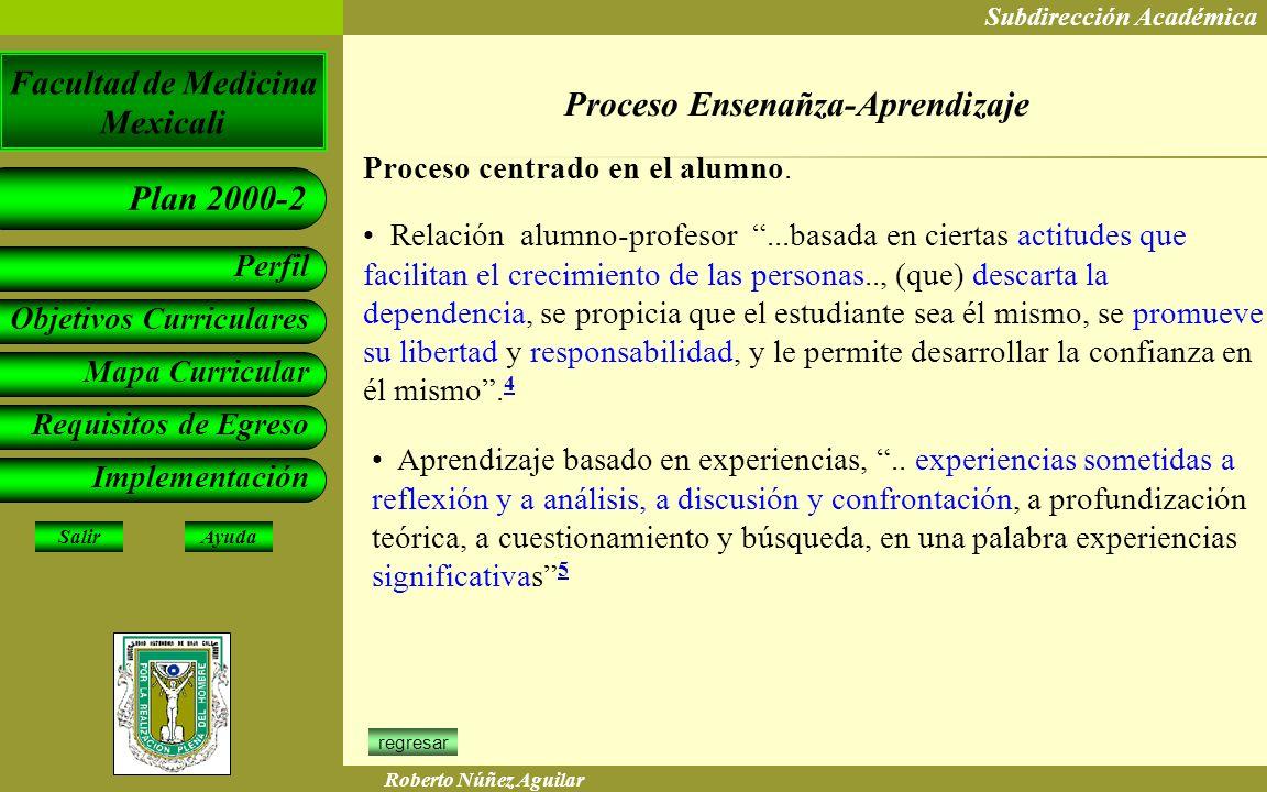 Proceso Ensenañza-Aprendizaje