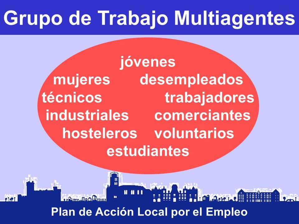 técnicos trabajadores industriales comerciantes hosteleros voluntarios