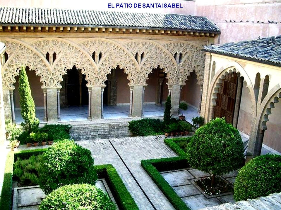 EL PATIO DE SANTA ISABEL